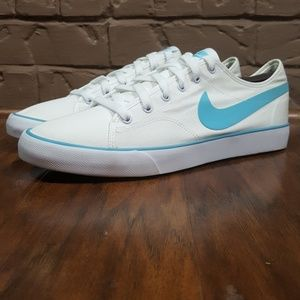 Nike Primo Court Canvas Tennis Shoes, Size 11